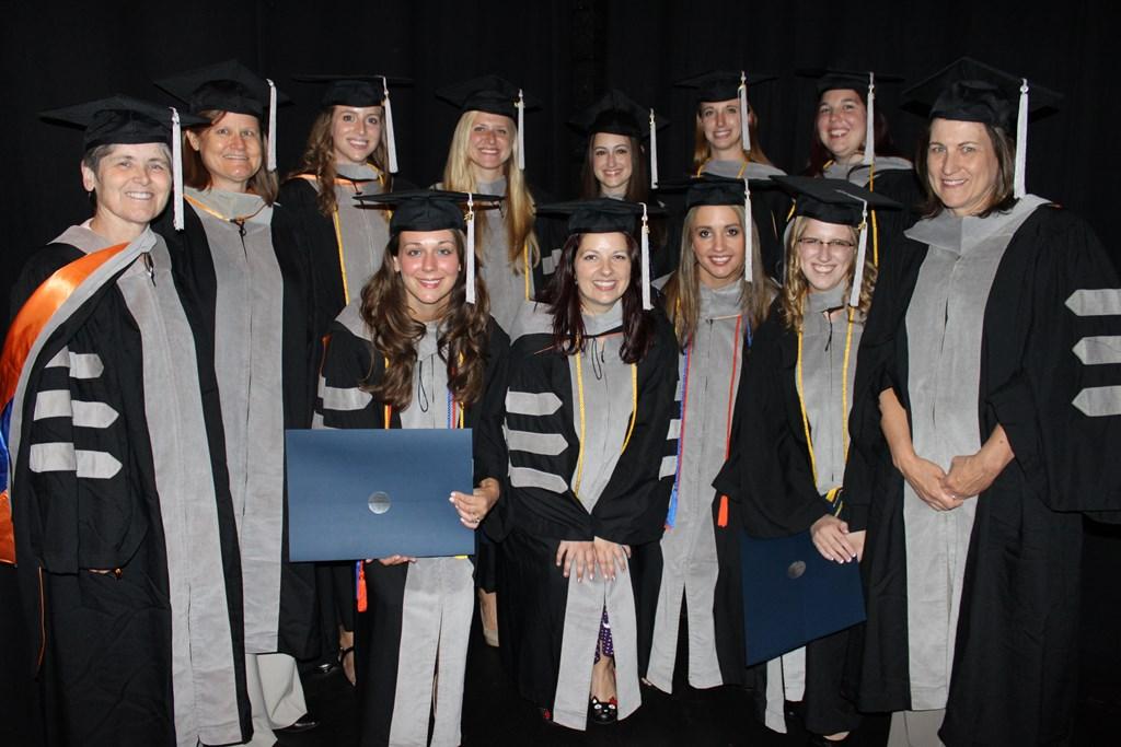 2014 Maddie's Shelter Medicine Certificate Graduates