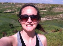 Catherine Herlihy, recipient of the Online Graduate Certificate in Shelter Medicine